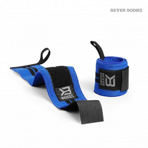 Better Bodies BB Wrist Wrap 18 Inch - Strong Blue